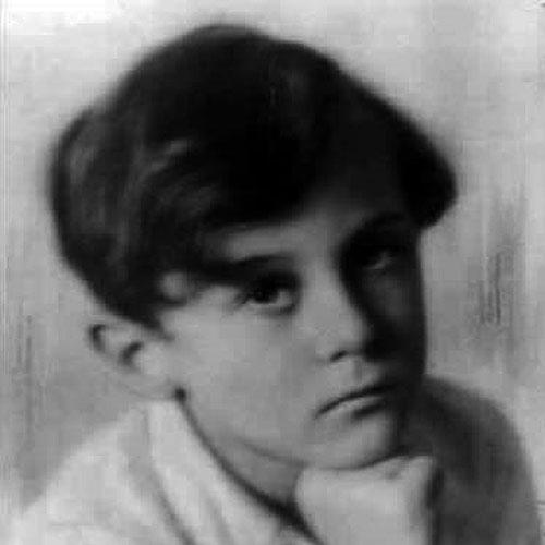 Eugene Istomin à 7 ans