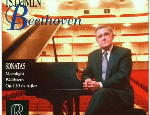 Beethoven Sonates n° 14, 21, 31