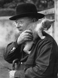Casals et chat