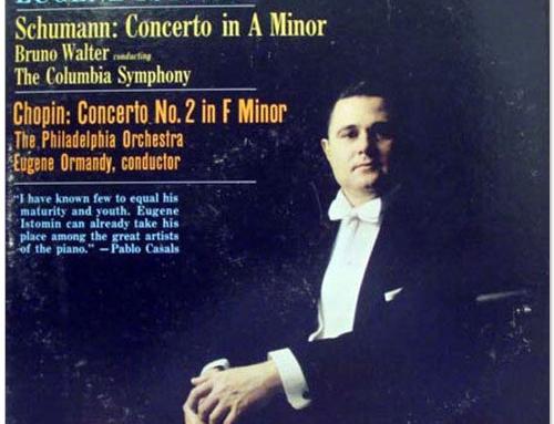 Chopin. Concerto N° 2 in F minor Opus 21
