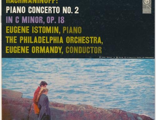 Rachmaninov. Concerto n° 2 in ut mineur op. 18