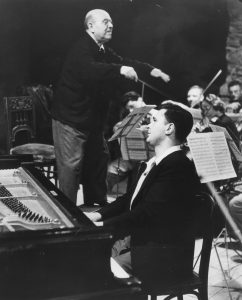Istomin dirigé par Casals à Prades en 1953