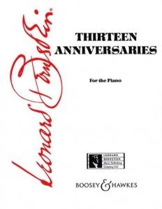 Bernstein Anniversaries