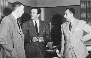 Serge Rachmaninov, Walt Disney et Serge Rachmaninov