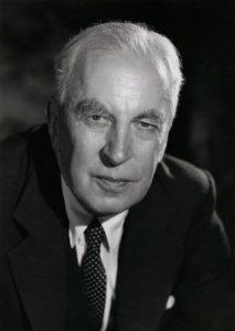 Arnold Toynbee à la fin des années 50