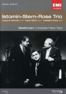 Beethoven Trios DVD
