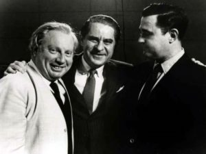 Eugene with Isaac Stern and Leonard Rose