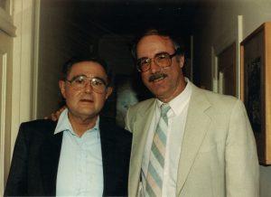 Eugene Istomin et John Tibbetts