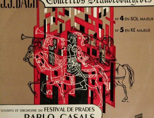 J. S. BACH, Concerto Brandebourgeois n° 5