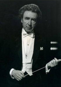 Sergiu Comissiona à la fin des années 80