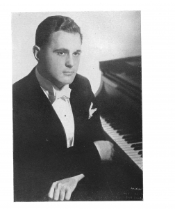Eugene Istomin à la fin des années 40