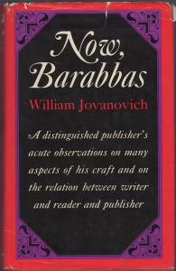 Jovanovitch Barabbas