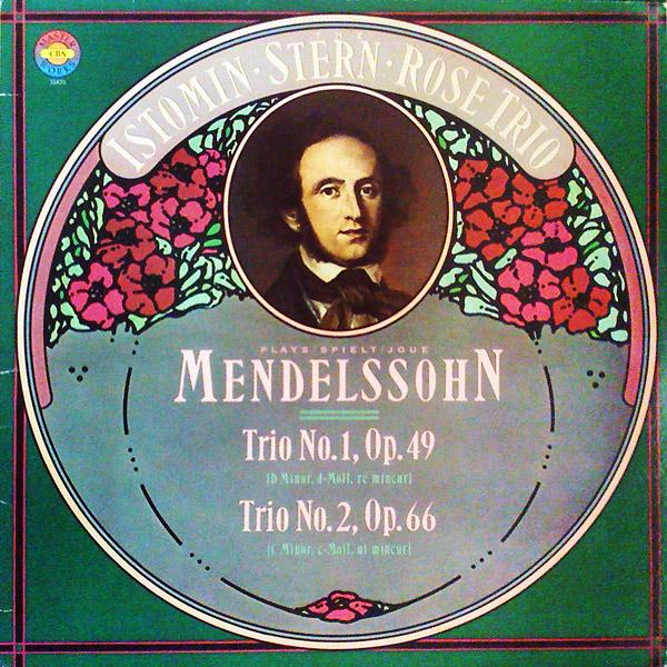 Mendelssohn Trios LP
