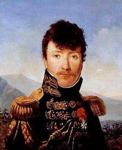 le Général Jean Rapp, arrière-arrière grand oncle d'Eugène Istomin
