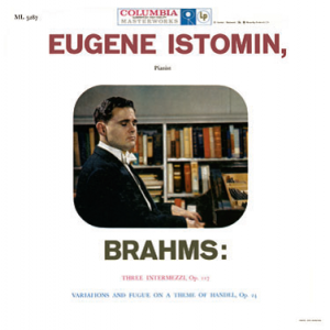 Brahms Haendel Istomin