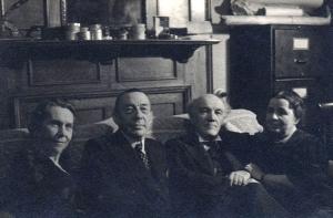 Rachmaninov, Medtner et leurs épouses