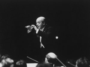 Ormandy at Carnegie