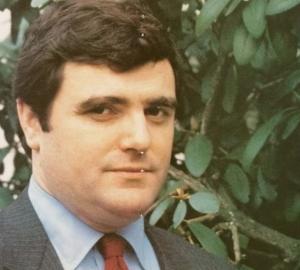 Jean-Bernard Pommier au milieu des années 60