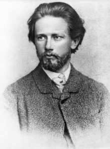 Portrait of composer piotr ilyich tchaikovsky in 1863. (Photo by: Sovfoto/UIG via Getty Images)