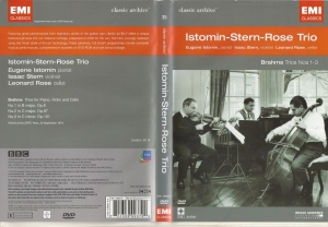 Trios Brahms Istomin
