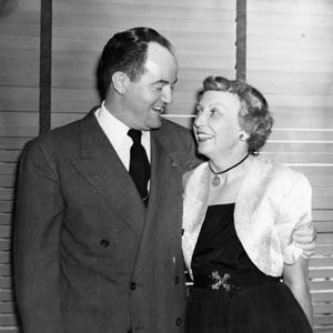 Humphrey et sa femme