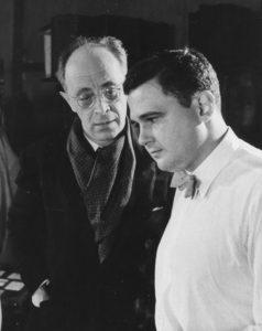 Istomin et Serkin à la fin des années 40