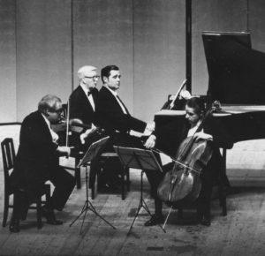 1970 Concert Trio Trapp