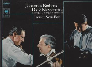 Brahms Trios  LP All 001