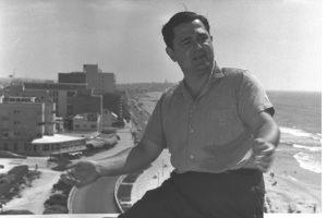 Eugene Istomin en Israël en 1961