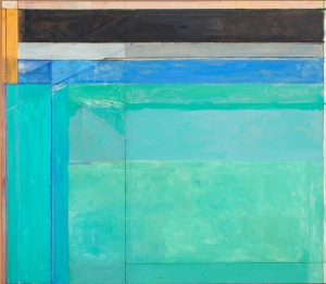 Richard Diebenkorn, Ocean Park No. 68, 1974