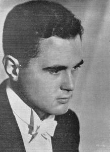 Eugene Istomin au début des années 50